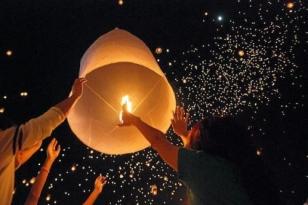 lâcher de lanternes mariage (2)