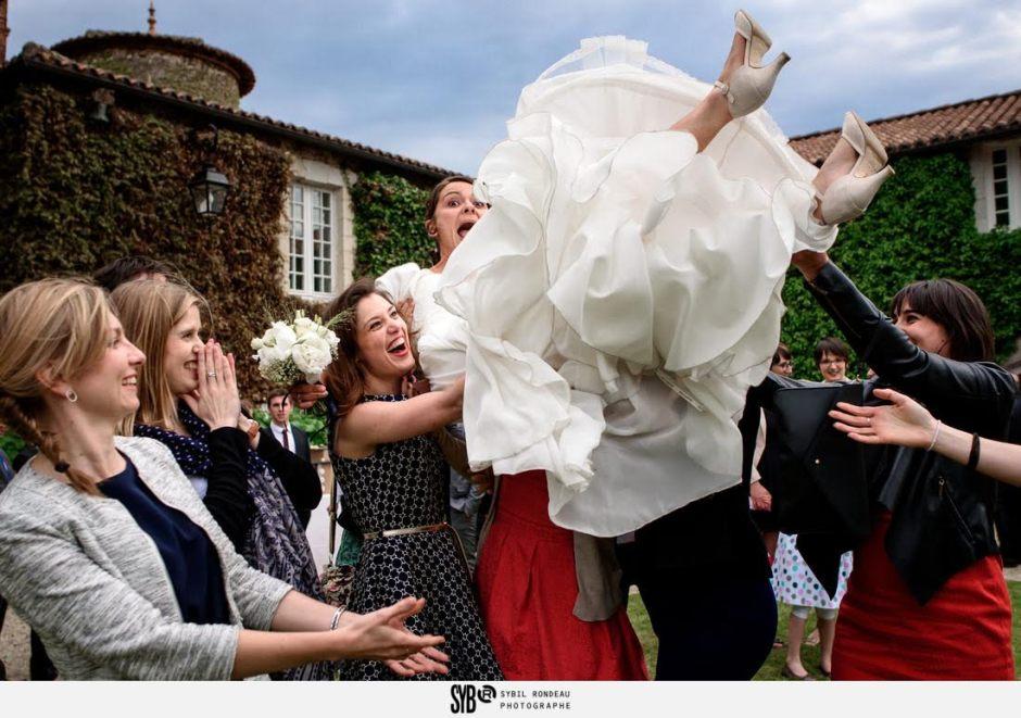 Reportage de Mariage à La Gaubretière et Nantes.