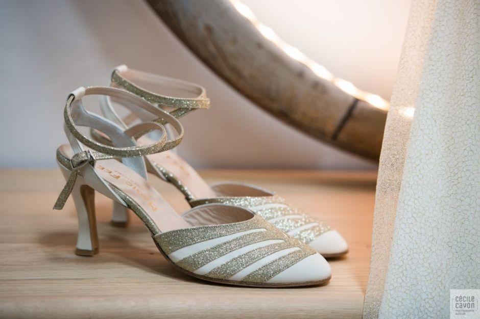 Céline Bussy - Chaussures de mariée (2)