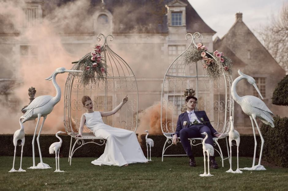 French Antique Wedding (1)