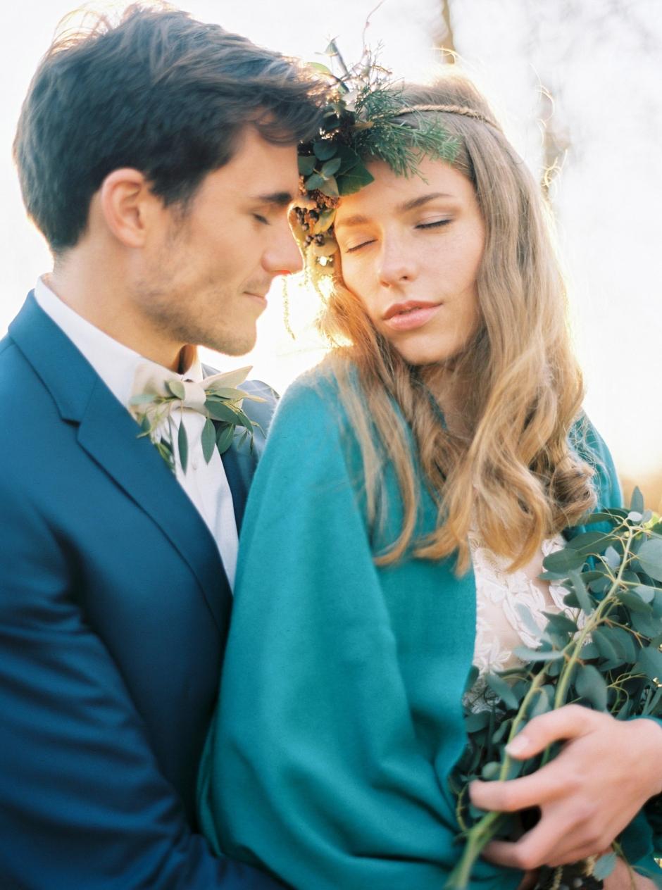 La Blogueuse Mariage Végétal - Argentique (14)