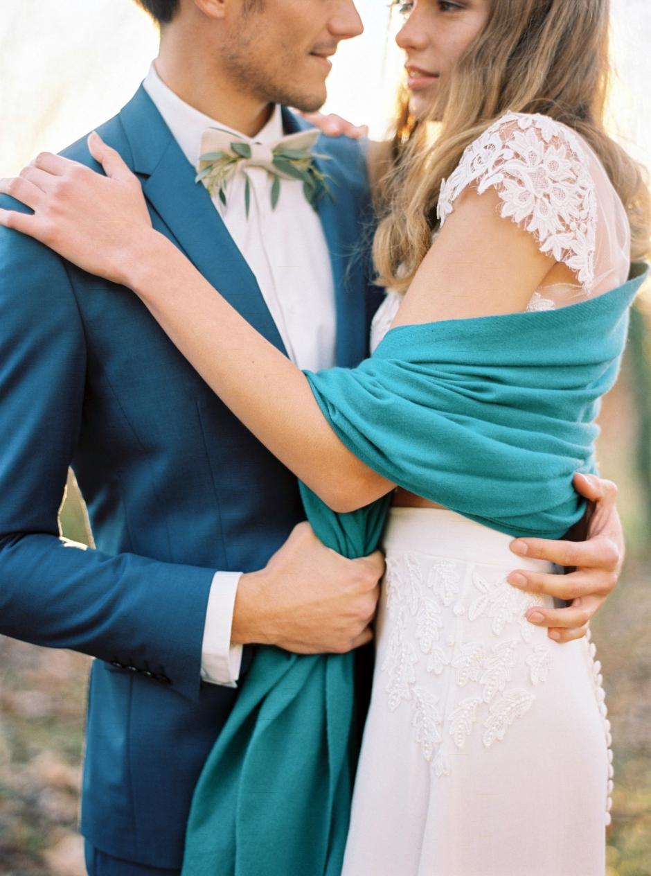 La Blogueuse Mariage Végétal - Argentique (15)