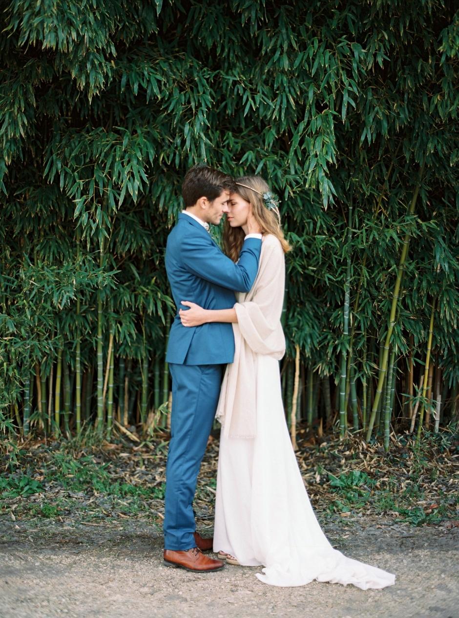La Blogueuse Mariage Végétal - Argentique (17)