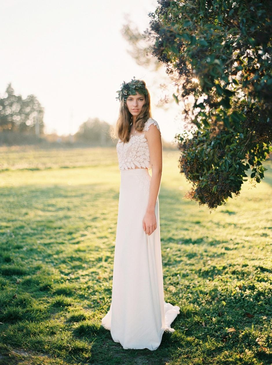 La Blogueuse Mariage Végétal - Argentique (20)