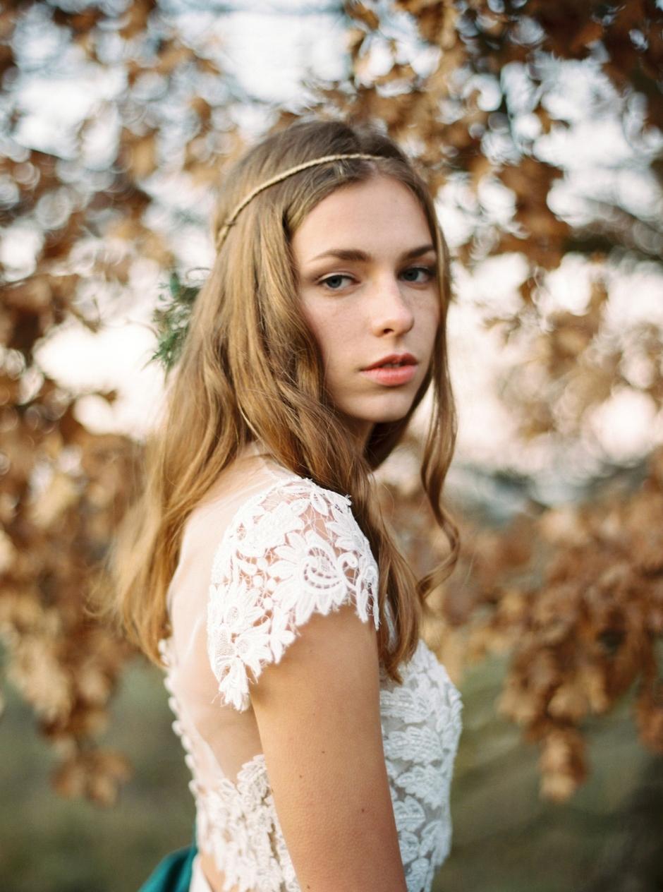 La Blogueuse Mariage Végétal - Argentique (27)