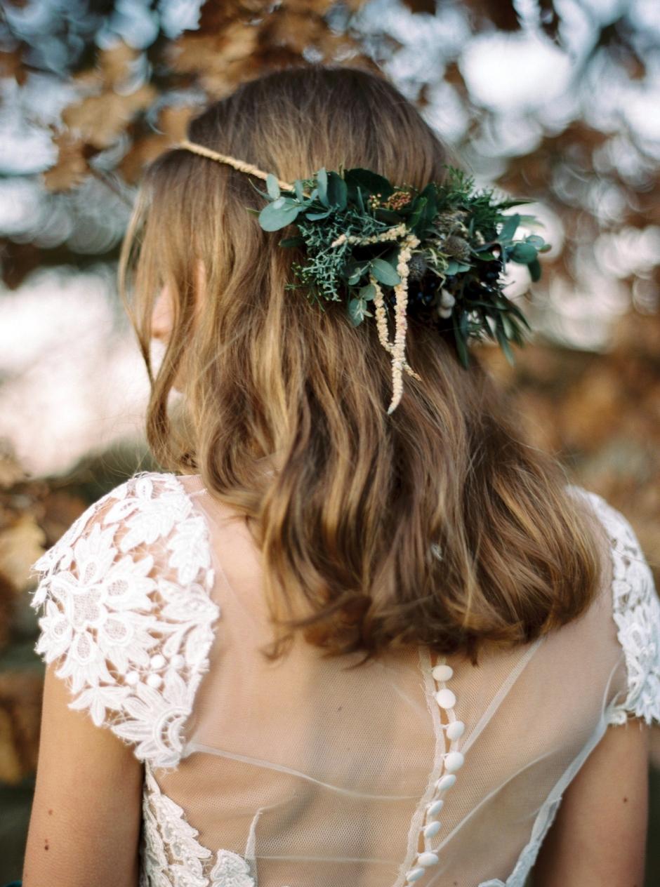 La Blogueuse Mariage Végétal - Argentique (31)