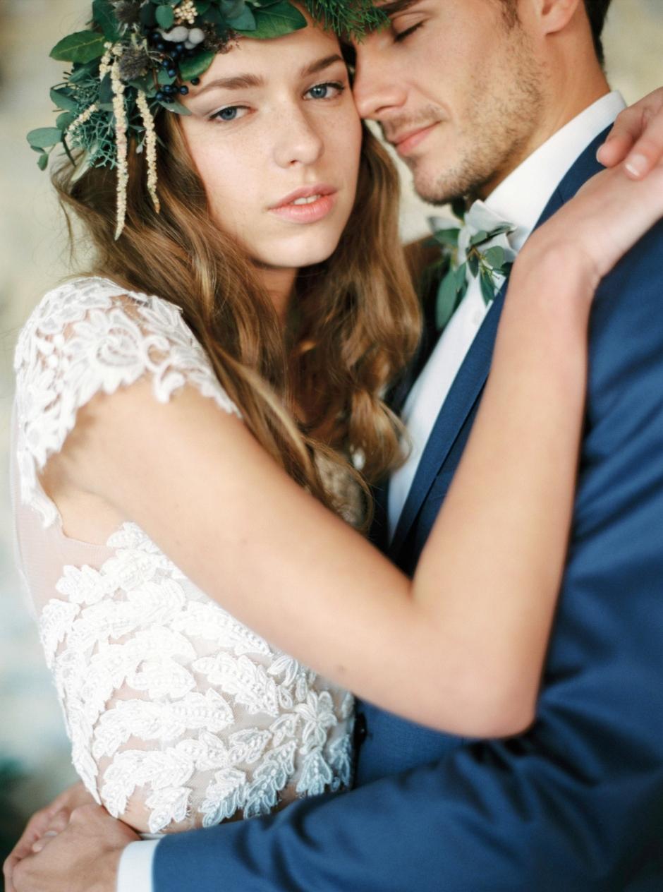 La Blogueuse Mariage Végétal - Argentique (35)