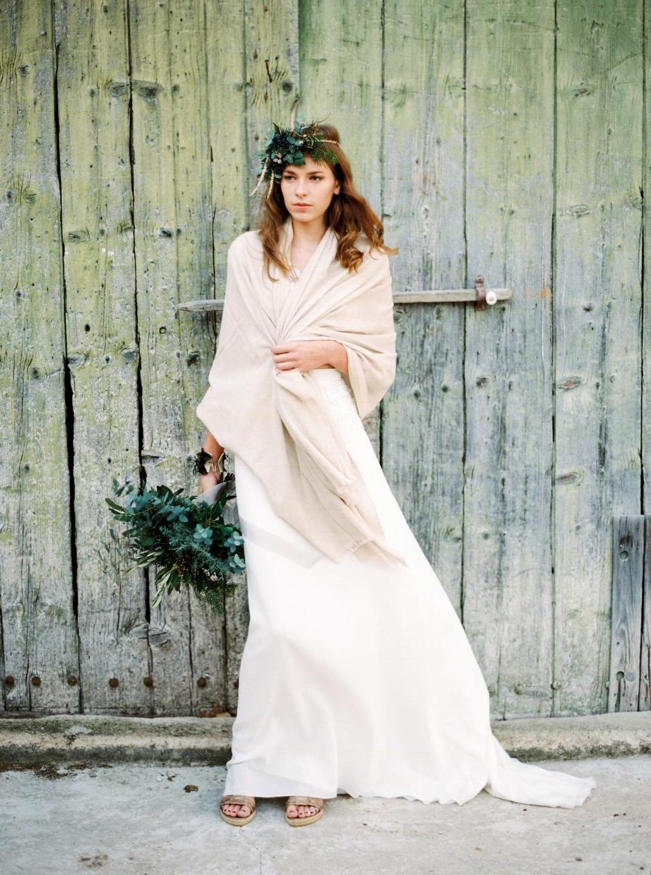 La Blogueuse Mariage Végétal - Argentique (36)