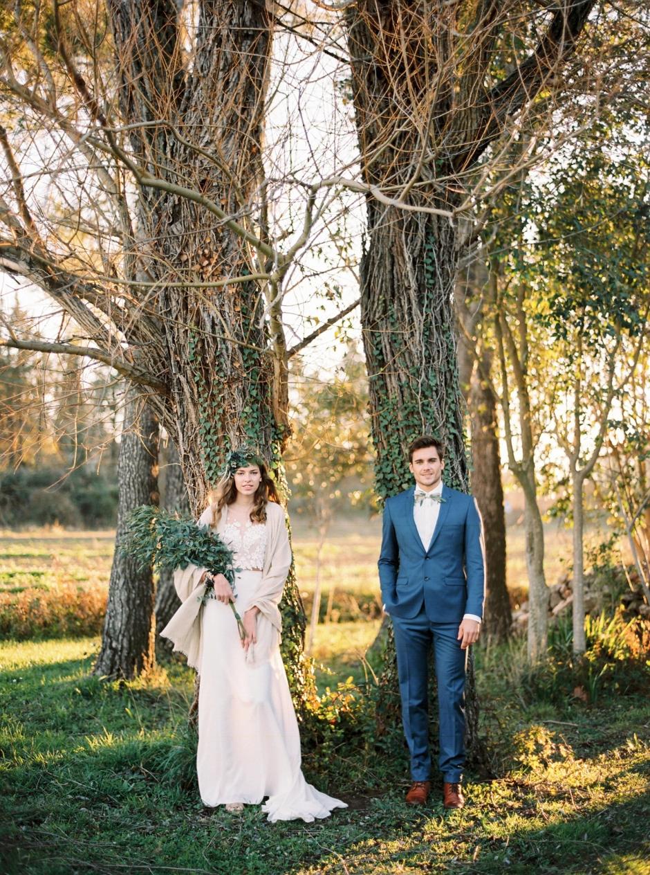 La Blogueuse Mariage Végétal - Argentique (41)