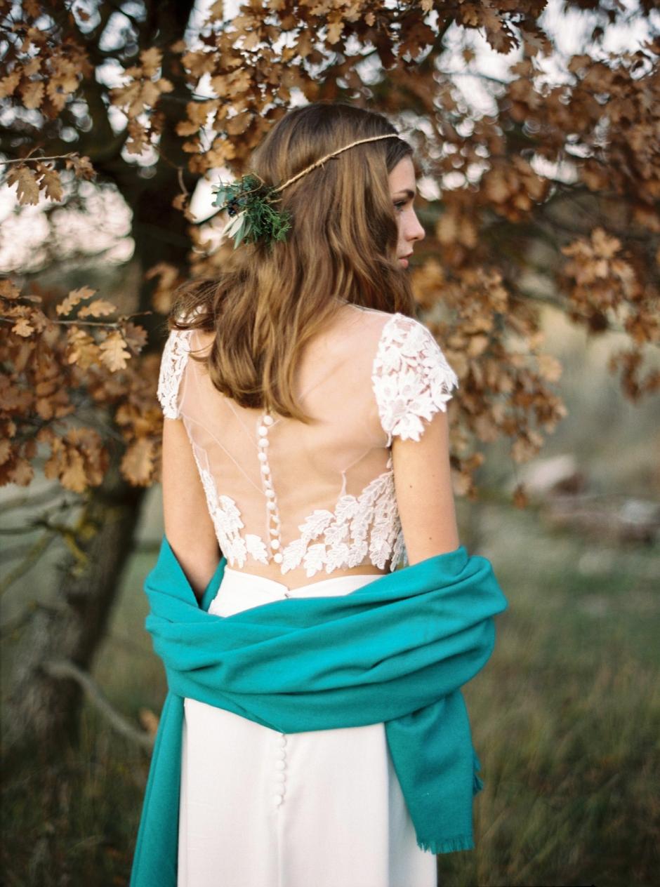 La Blogueuse Mariage Végétal - Argentique (42)